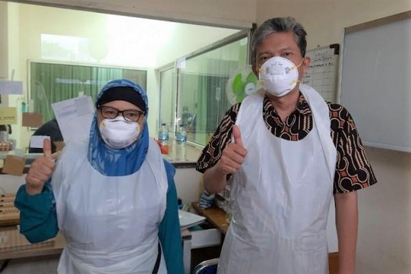 Lolos Uji Kelayakan Jurnal Kedokteran Internasional, Nucleus Farma Ciptakan Obat Terapi untuk Penderita Covid