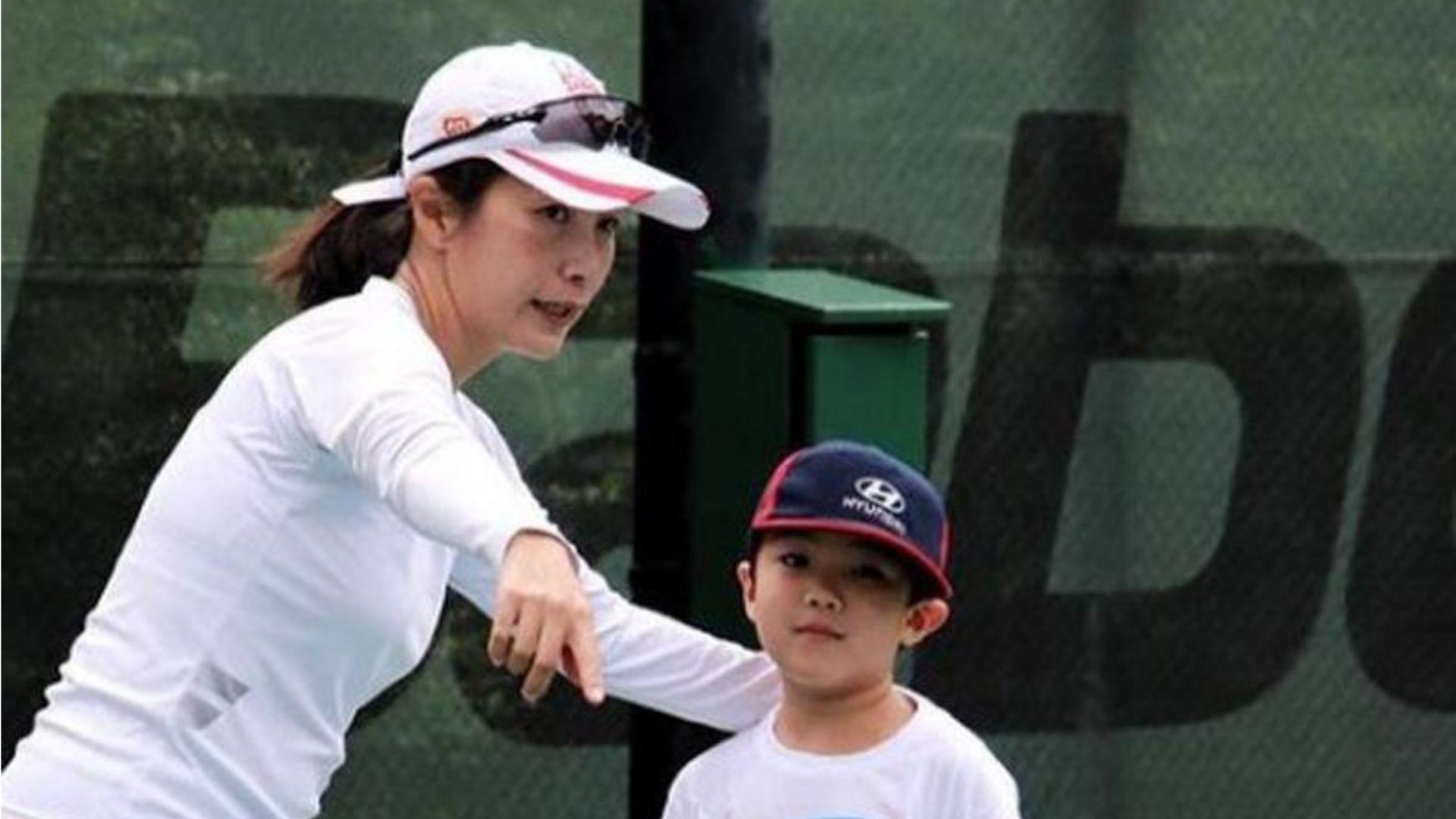 Mantap! Legenda Tennis Indonesia Wynne Prakusya Gelar Kejuaraan Tingkat Junior